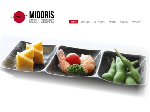 Midoris Mobile Cooking
