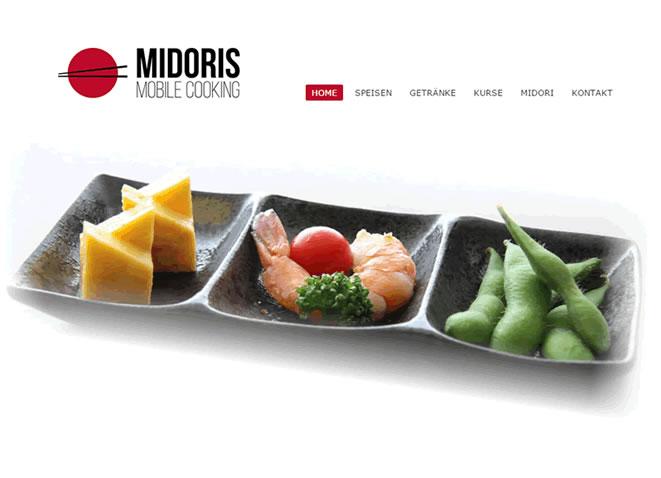Midoris Mobile Cooking